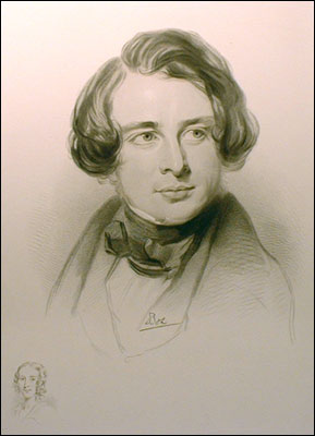 Copy of Sketch of Charles Dickens