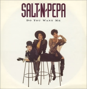 Salt-N-Pepa - Do You Want Me (studio acapella)