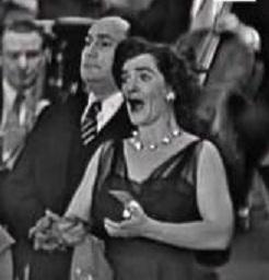 Eva Gustavson Norwegian opera singer