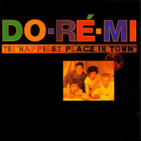 <i>The Happiest Place in Town</i> 1988 studio album by Do-Ré-Mi