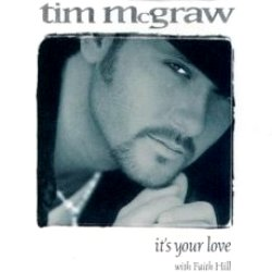 Its Your Love single by Tim McGraw and Faith Hill