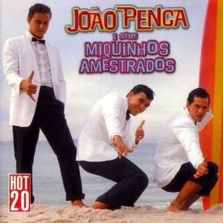 2000 greatest hits album by João Penca e Seus Miquinhos Amestrados