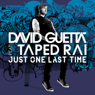 Just One Last Time 2012 single by David Guetta