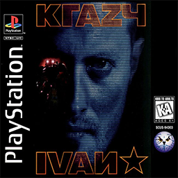 <i>Krazy Ivan</i> 1996 video game