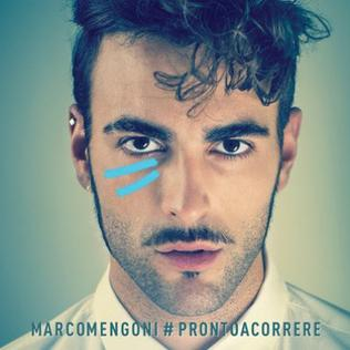 <i>prontoacorrere</i> 2013 studio album by Marco Mengoni