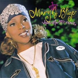 <i>Whats the 411? Remix</i> 1993 remix album by Mary J. Blige