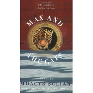 <i>Max and the Cats</i> book by Moacyr Scliar