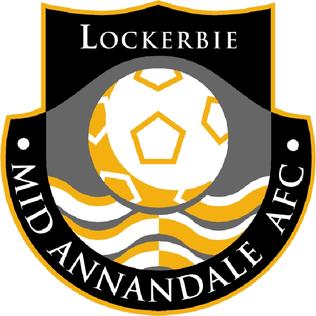 Mid-Annandale F.C. Association football club in Scotland