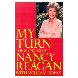 book by Nancy Reagan