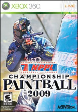 NPPL Championship Paintball 2009 Coverart.jpg