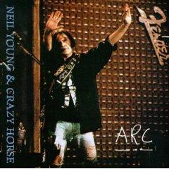 <i>Arc</i> (Neil Young & Crazy Horse album) 1991 live album by Neil Young & Crazy Horse