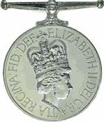 Rhodesia Medal Award