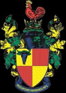 Rochford Hundred Rugby Club English rugby union club