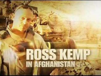 Ross Kemp v Afganistane