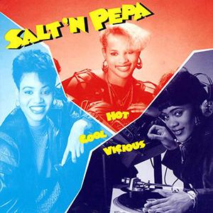 <i>Hot, Cool & Vicious</i> 1986 studio album by Salt-N-Pepa