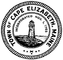Official seal of Cape Elizabeth, Maine