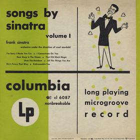<i>Songs by Sinatra</i> 1947 studio album by Frank Sinatra