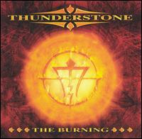 <i>The Burning</i> (Thunderstone album) album by Thunderstone