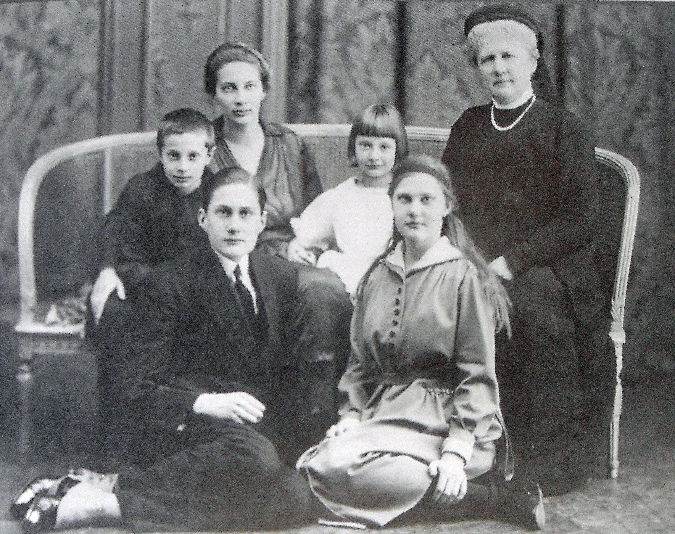 Princess Vera Constantinovna of Russia