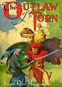 <i>The Outlaw of Torn</i> book by Edgar Rice Burroughs