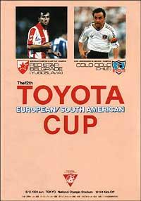 1991 Intercontinental Cup