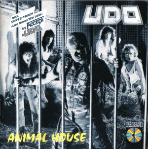 <i>Animal House</i> (U.D.O. album) album by U.D.O.