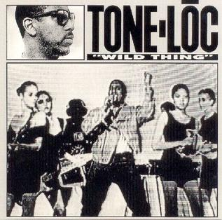 Wild Thing (Tone Lōc song) 1989 single by Tone Lōc