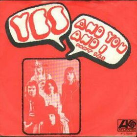 And You and I 1972 single by Yes