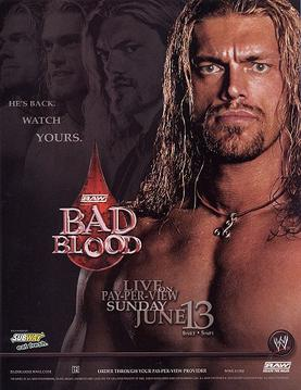 Image result for wwe bad blood 2004