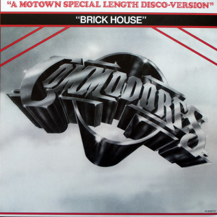 Brick House (song) 1977 single by Commodores