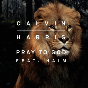 Calvin Harris featuring Haim — Pray to God (studio acapella)
