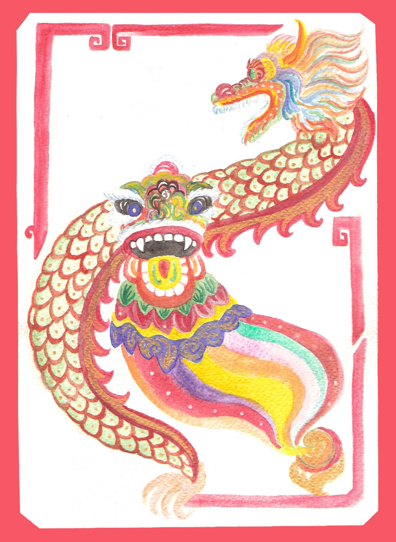 filechinese new year animalsjpg - Chinese New Year 2008