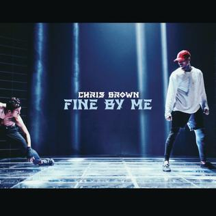 Chris Brown — Fine by Me (studio acapella)