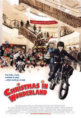Film poster for Christmas in Wonderland - Copy...