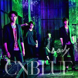 [JAP]CNBlue - Lady Cnblue_standard_edition