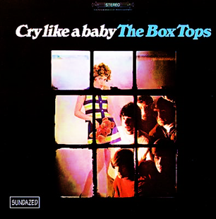 <i>Cry Like a Baby</i> (album) 1968 studio album by The Box Tops