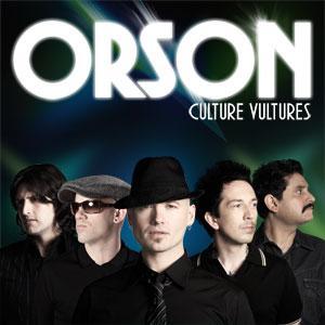 <i>Culture Vultures</i> 2007 studio album by Orson