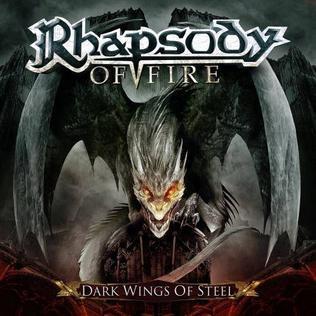 <i>Dark Wings of Steel</i> 2013 studio album by Rhapsody of Fire