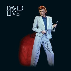 <i>David Live</i> 1974 live album by David Bowie