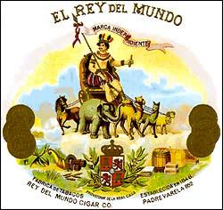 El Rey Del Mundo Cigar Wikipedia