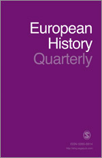 European History Quarterly front cover.jpg
