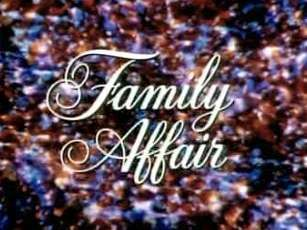 <i>Family Affair</i> American television series 1966-1971