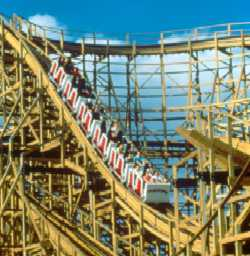 Psyclone (roller coaster)