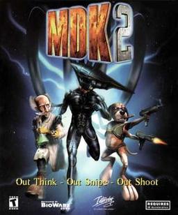 <i>MDK2</i> 2000 video game