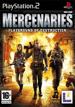 Pogodi koja je ovo igra na slici - Page 3 Mercenaries_-_Playground_of_Destruction_Coverart