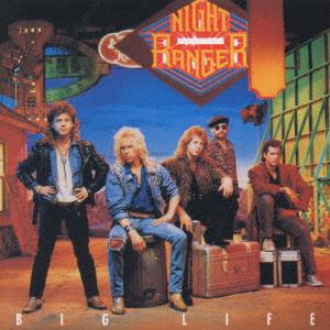 <i>Big Life</i> (album) 1987 studio album by Night Ranger