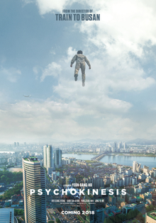 Picture of a movie: Psychokinesis