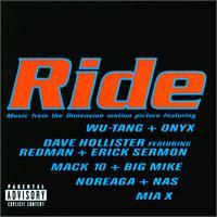 <i>Ride</i> (soundtrack) 1998 soundtrack album by Various artists