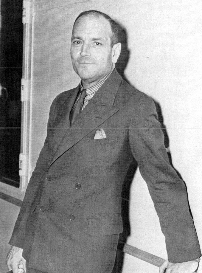 Robert M . McBride