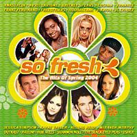 <i>So Fresh: The Hits of Spring 2004</i> 2004 compilation album by Various artists